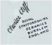 The final stamps were used from the mid-1930s and used in the 1940s, '50s and '60s.