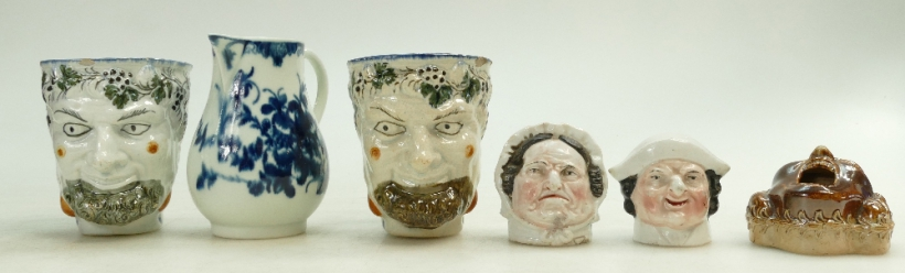Buy Staffordshire Pottery Porcelain at Auction - Potteries Auctions