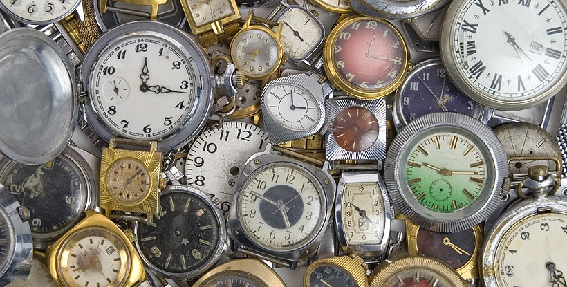 Antique Watches and Modern Collectable Timepieces at Auction - Potteries Auctions