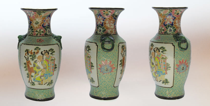 Buy Oriental and Chinoiserie pieces at Auction - Potteries Auction