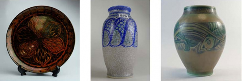 Buy Royal Lancastrian Pottery at Auction - Potteries Auctions