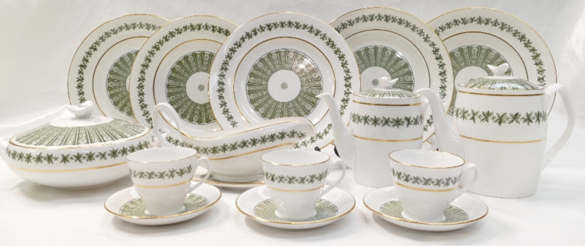 Buy Spode China at Auction - Potteries Auctions