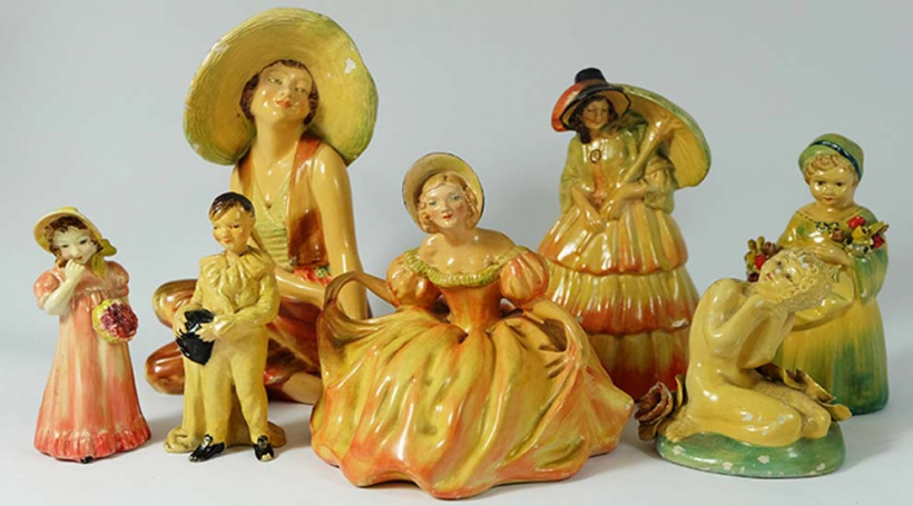 Buy Wade Pottery at Auction - Potteries Auctions