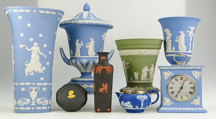Buy Wedgwood Pottery Porcelain and China at Auction - Potteries Auctions